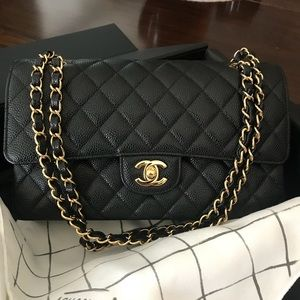 Authentic Chanel Classic Bag